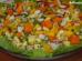 Salada agridoce