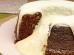 Bolo Vulcão de Chocolate com Leite Ninho