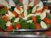 Salada de brócolis com ovo
