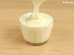 Creme de leite caseiro