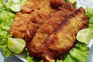 File de merluza empanado